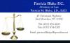 Patricia Blake P.C. Attorney at Law